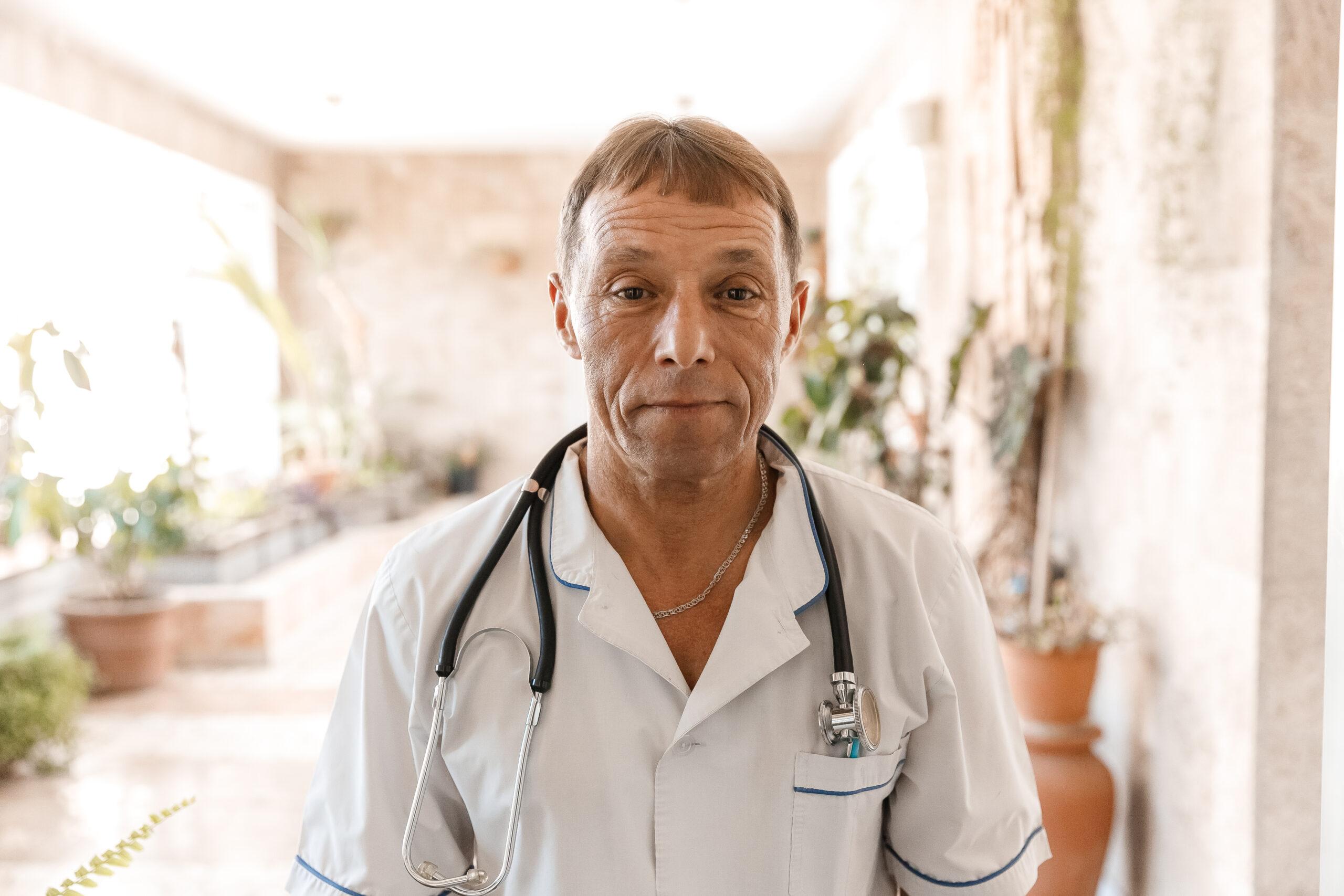 Главный врач - Доктор Браунер