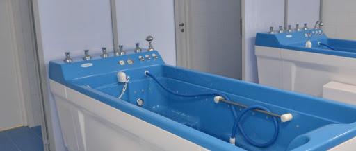 ванны в северном сиянии